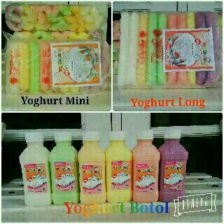 Harga Es Yoghurt My Healthy - My Healthy Yoghurt